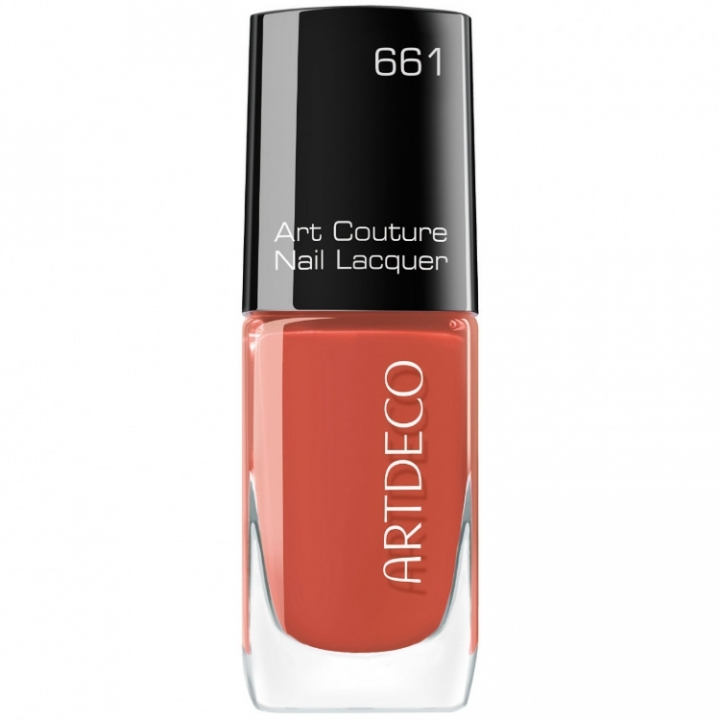 Artdeco Nail Lacquer No.661 Capri at Sunset in the group Artdeco / Makeup Collections / Iconic Red at Nails, Body & Beauty (111-661)