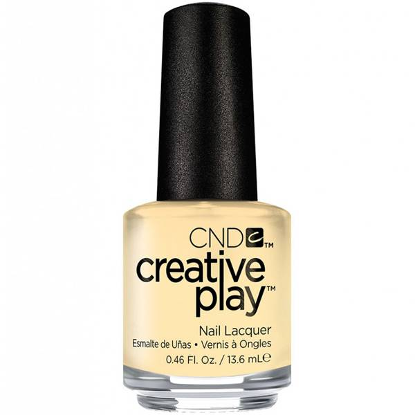 CND Creative Play Bananas For You in the group CND / Creative Play Nagellack at Nails, Body & Beauty (4748)