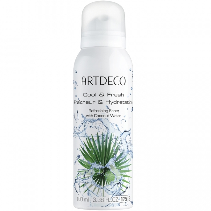 Artdeco Cool & Fresh - Refreshing Spray with Coconut Water in the group Artdeco / Facial Care at Nails, Body & Beauty (59406)