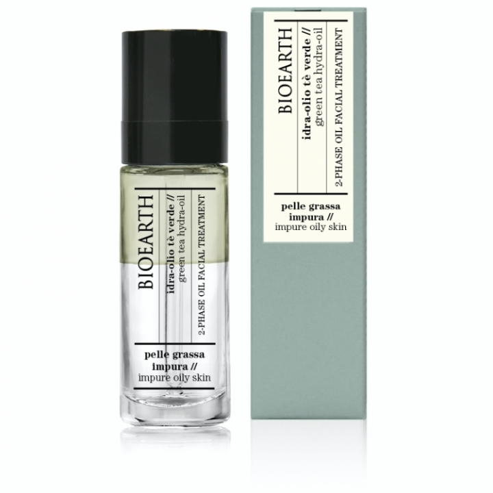 Bioearth Green Tea Hydra-Oil in the group Bioearth / Oils & Butters at Nails, Body & Beauty (Bio-1103)