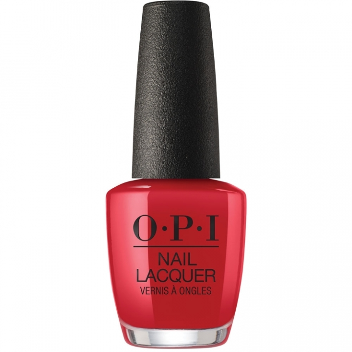 OPI Big Apple Red in the group OPI / Nail Polish / Other Shades at Nails, Body & Beauty (NLN25)