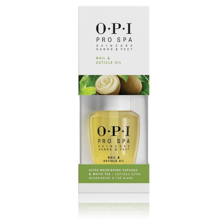OPI Pro Spa Nail & Cuticle Oil 14.8ml (Brush)