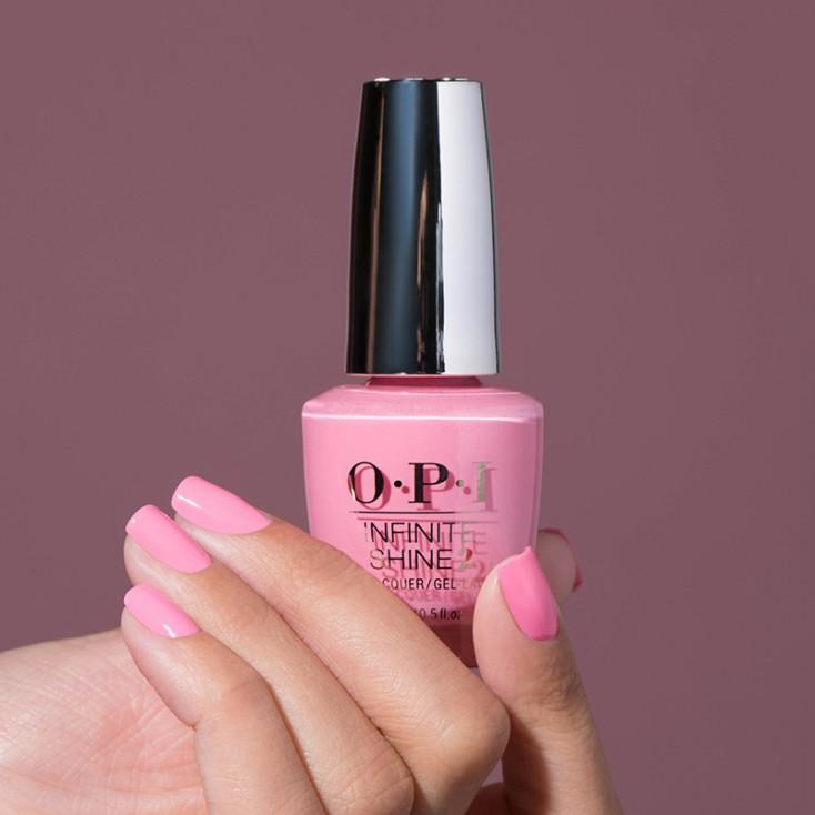 OPI Infinite Shine Suzi Nails New Orleans