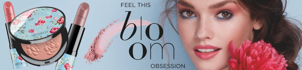Artdeco Feel This Bloom Obsession makeup